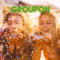 Groupon = 10 Points per $1 spent