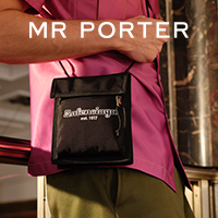 Mr Porter = 8 Points per $1 spent