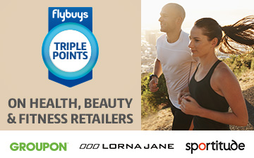 Promotional advertising from flybuys