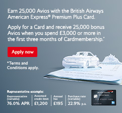 British Airways right promo