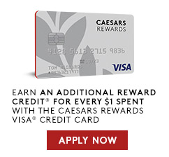 Caesars Rewards right promo