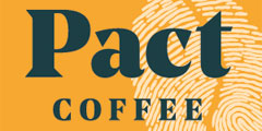 £5 off 1 bag: Pact Coffee