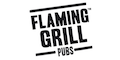 Flaming Grill instore - UK