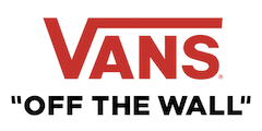Logotype of merchant Vans NL