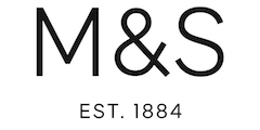 Logotype of merchant Marks & Spencer