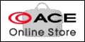 Logotype of merchant ACE Online Store