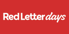 Treat the whole family to an exciting day out...: Red Letter Days