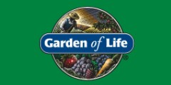 Free gift with purchase at $85 and $125: Garden of Life AU